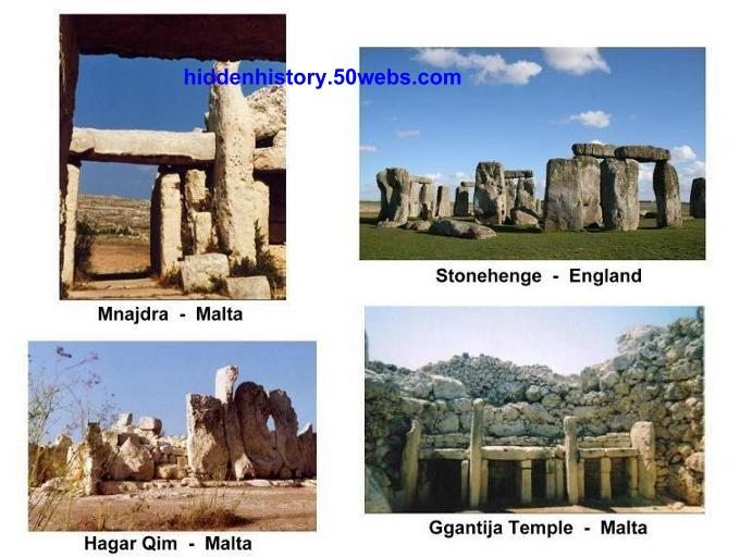 World megaliths.